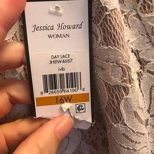 Jessica Howard lace dress